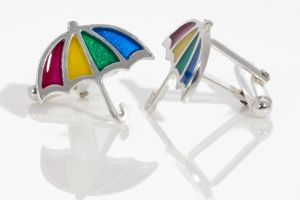 Umbrella Cufflinks