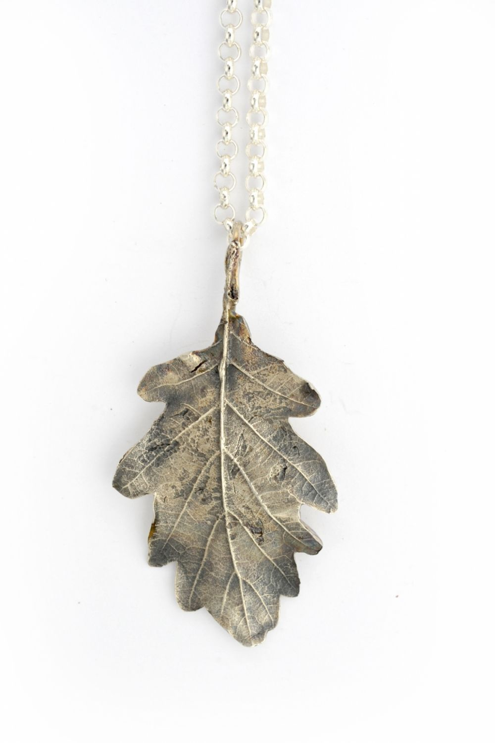 Oak Leaf Pendant