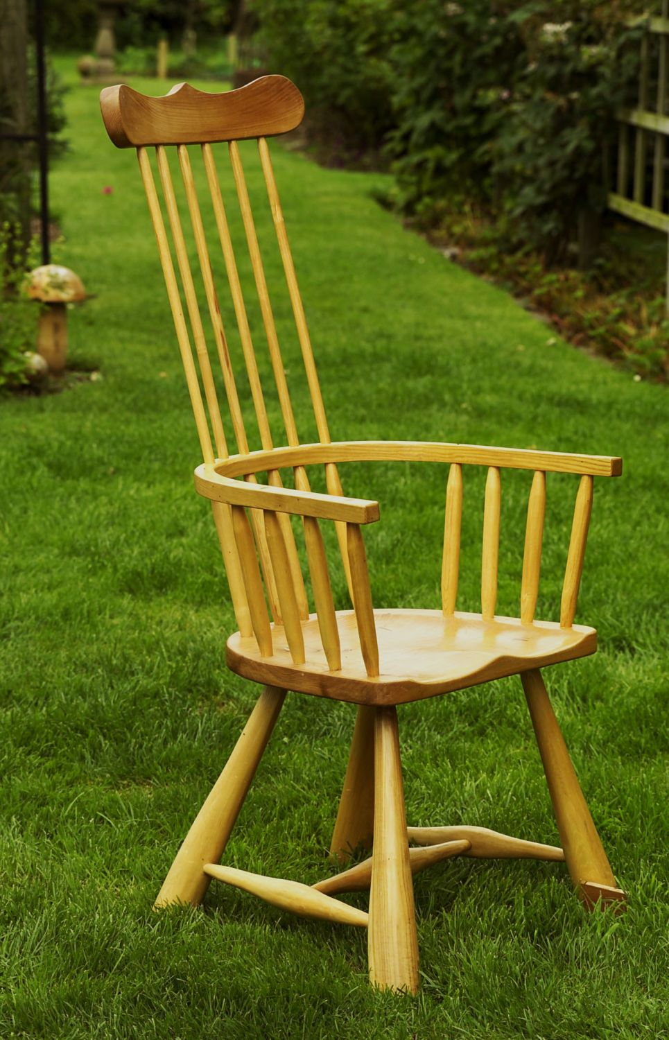 Welsh Stick Back Chair
